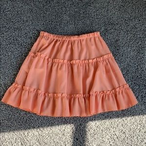 Women's Ruffle Skirt Size M